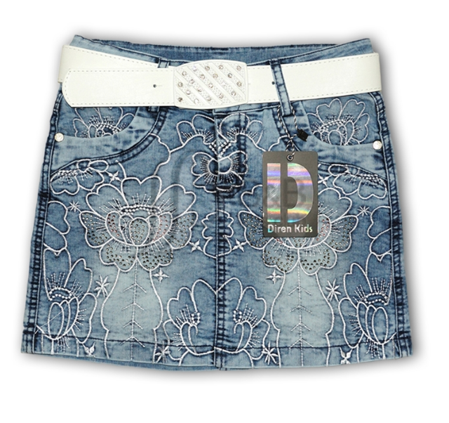 Юбка джинсовая для девочки