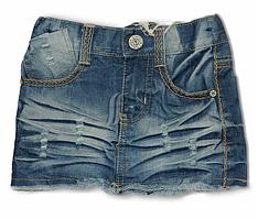Спідниця джинсова для дівчинки