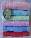 Махровое полотенце. Размер: 1,0 x 0,5 , фото 2