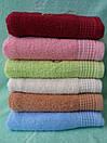 Махровое полотенце. Размер: 1,4 x 0,7, фото 2