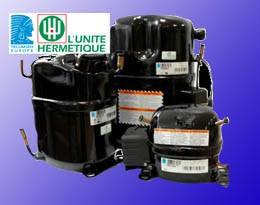 Компрессоры средне и высокотемпературные MHBP-HBP L'UNITE HERMETIQUE
