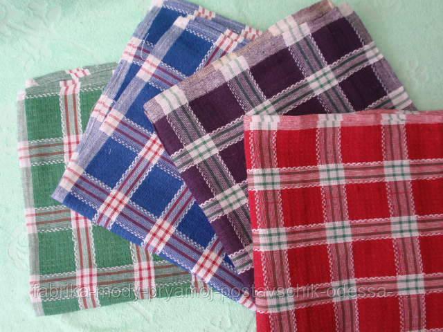 Вафельные полотенца упаковка (10 шт.)  размер 0,40 x 0,65