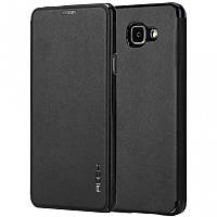 Чехол для Samsung Galaxy A5 (A510 2016) - Rock Touch Series Flip, черный