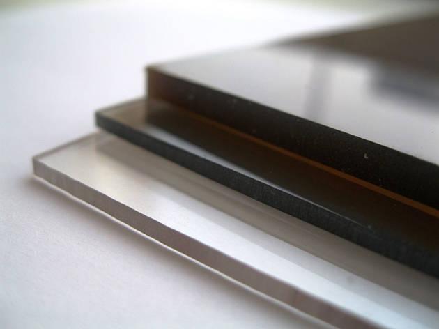 Акция!!! Монолитный поликарбонат 3 мм и 4 мм, фото 2