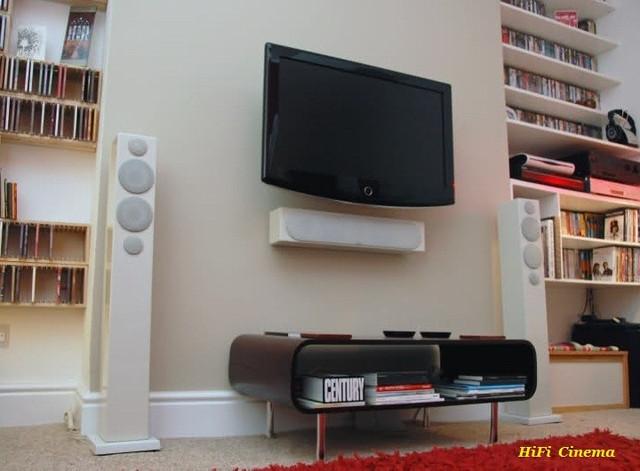 Monitor Audio Radius 270 Black pair HiFi Home Cinema