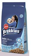 Корм Брекис для щенков, молодых собак Brekkies Exel Dog Junior Calcium & Vitamins 20 кг