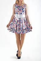 Яркое летнее платья