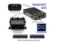 Комплексное решение Радар-детектор Escort Passport Qi45 + защита от лазера Shifter Pack