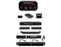 Комплексное решение Escort Passport Qi45 + Антирадар Laser shifter zr4 + Фото-блокер SCD-3 Dual