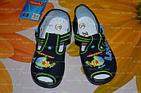 Обувь детская, тапочки, р.25,26. Польская обувь. обувь для мальчика.