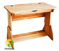 Регулируемая парта с ящиком + стул, фото 1
