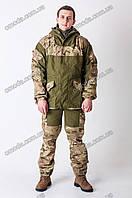 Костюм горный штурмовой ветрозащитный Горка Мультикам НАТО