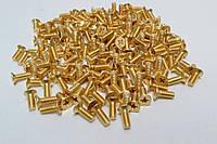 Винт латунный М8 ГОСТ 17475-80, DIN 965 с потайной головкой
