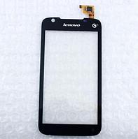 Оригинальный тачскрин / сенсор (сенсорное стекло) для Lenovo S899t (черный цвет)