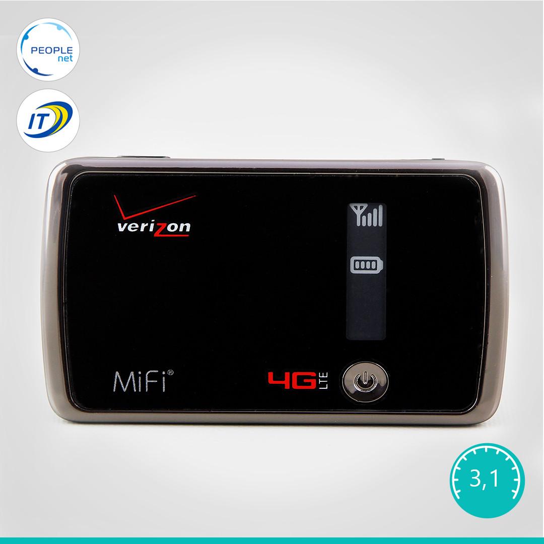Мобильный 3G/4G WiFi Роутер Novatel Jetpack 4510L