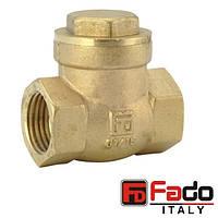 """Обратный клапан 1 1/4"""" (32 мм) мембранный PN40 FADO KL24"""