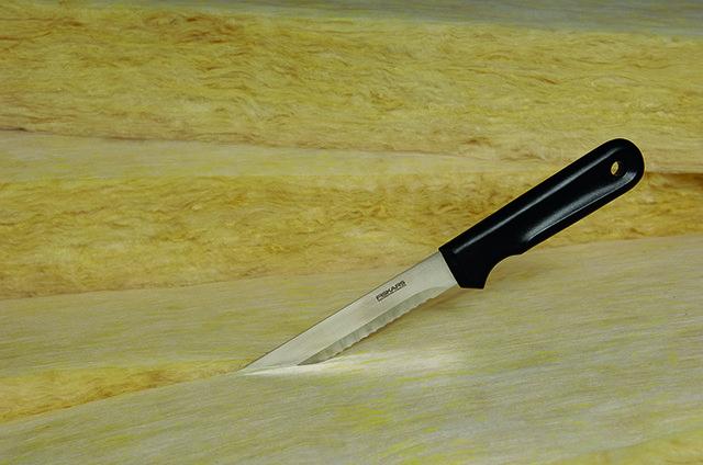 Нож для минеральной ваты Fiskars K20 (125870)