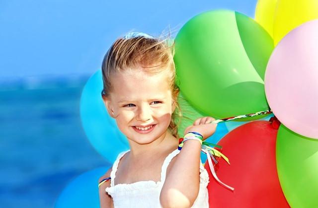 шарики для детского праздника