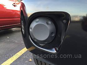Nissan Xterra 2005-14 заглушка крышка в бампер на туманку новая оригинал
