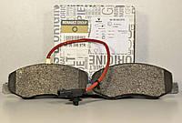 Дисковые тормозные колодки (задние) с датчиком  на Renault Master III 2010-> — Renault (Оригинал) - 440608697R