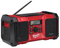 Радио аккумуляторное c18jsr-0 Milwaukee