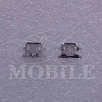 Коннектор Micro USB FLY IQ4503q/IQ441/IQ442q/IQ446/IQ4412/IQ453q (X5030F0048/145200019) Orig