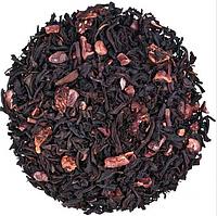 """Чай черный ТМ """"Чайна Країна"""" Клубника с ароматом шоколада"""