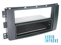 Рамка 2din 2дін Smart ForTwo Forfour 2007-2010 Смарт