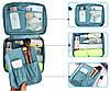 Дорожная косметичка с отстегивающимся кармашком Monopoly Travel (Daisy Mint) реплика , фото 3