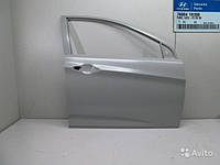 Hyundai accent 2011-2016 дверь передняя правая  hyundai solaris новая (хюндай акцент)
