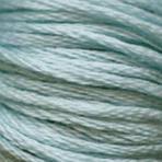 Мулине СХС 162 голубой ультра светлый