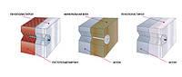 Дюбель для крепления теплоизоляции с металлическим гвоздем с термоголовкой 10мм / 240мм AMEX (Амекс)
