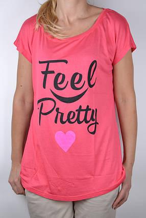 Женская футболка Полубатал (W432/9) | 4 шт., фото 2