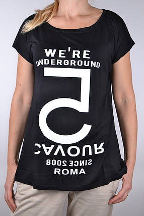 Женская футболка Полубатал (W432/18)   4 шт., фото 2
