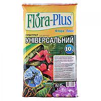Субстрат универсальный Flora Plus, Garden Club 3 литра