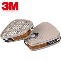 Фильтр 3М 6001 (упаковка 2 шт.)