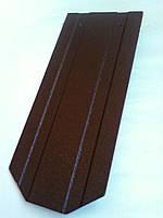 Черепица натуральная керамическая глазурованная «Бобровка»