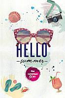 Дневник Пятибук Мои солнечные 5 лет HELLO summer с вопросами на каждый день