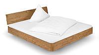 Кровать из массива дерева 036