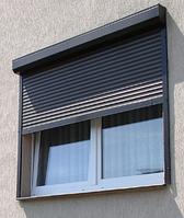 Алюминиевые роллеты на окна