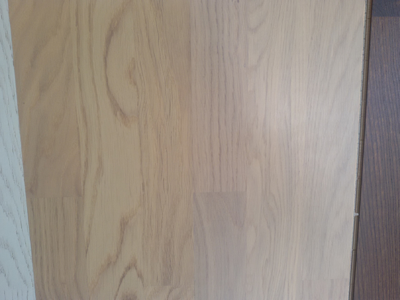 Паркетная доска Дуб Песочный гладкая поверхность