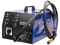 Инверторный полуавтомат SSVA-270-P на 380 Вольт, фото 1