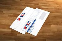 Печать на конвертах быстро, недорого
