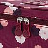Дорожный органайзер для белья с отрывным кармашком Monopoly Travel (Daisy Purple) реплика , фото 3