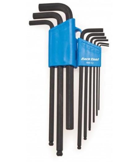 Набор шестигранников Park Tool профессиональный