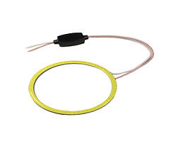 Светодиодное LED кольцо COB 80mm