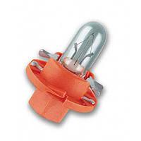 Лампочка (автолампа, лампа) щитка приборов 1.1W (оранжевый патрон) OPEL AGILA-A ASTRA-G ZAFIRA-A COMBO CORSA-C MERIVA-A OMEGA-B TIGRA-B VECTRA-B, фото 1