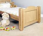 Кровать из массива дерева 037, фото 2