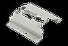 Крепление задней стенки / 1 релинг СЕРЫЙ / DTC (аналог  GTV- AMIX)