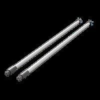Релинг для System Box / 450 мм СЕРЫЙ / DTC (аналог  GTV- AMIX)